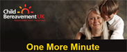 Child Bereavement UK - One More Minute