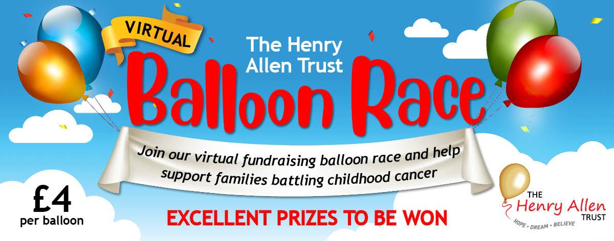 Virtual Balloon Race Header
