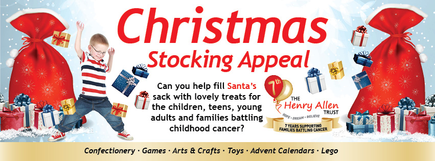 Christmas Stocking Appeal 2021